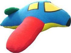 Avião  - boneca de pano - atendimento@bonecadepano.com.br