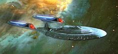 USS Enterprise E First Contact - Starship Enterprise - Wikipedia Star Trek 1, Star Wars Watch, Star Trek Series, Uss Enterprise Ncc 1701, United Federation Of Planets, Star Trek Images, Star Trek Universe, First Contact, Big Star