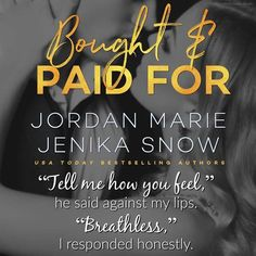 He wanted to own me.  #99cents or FREE on #KU   A #standalone, hot #novella co-written between Jordan Marie and Jenika Snow   Amazon US: http://amzn.to/2sGXQZo Amazon UK: http://amzn.to/2sHiIzE Amazon CA: http://amzn.to/2sHeNTm  #romancereads #oldermen #J