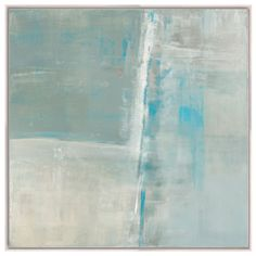 Shallow Framed Stretched Canvas Art. #laylagrayce #art