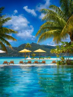 Bora Bora, French Polynesia.   I only need a one way ticket and a new bathing suit