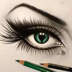How perfectly drawn