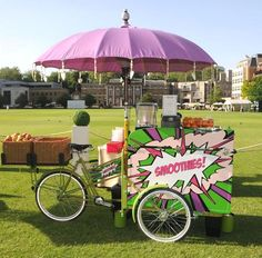 Smoothie Tricycle – Drinks Tricycle