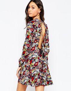 Vero Moda Paisley Print Skater Dress  - Click link for product details :)