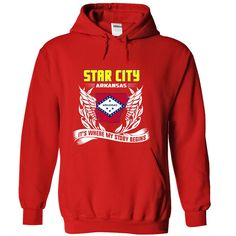 Star City It's where my story begins T-Shirts, Hoodies. Get It Now ==> https://www.sunfrog.com/No-Category/Star-City--Its-where-my-story-begins-Red-Hoodie.html?id=41382