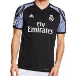 Real Madrid CF 2016/2017 Third Maillot Officiel Adidas – Negro / Morado: adidas - T-shirt 3ª Real Madrid CF 2015/2016 - Noir Ref - AI5139…