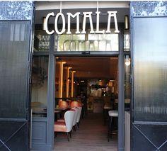 COMALA. Restaurante mexicano. Plaza de la Lealtad, 3