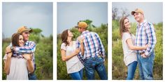 Alisia and Rouxan ~ Engagement shoot ~ Colour Photography