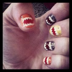 monster nails :)