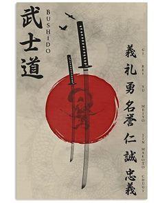 Shirts, Hoodies, Posters, Mugs | samuraiart.org