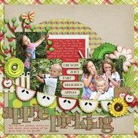 A Project by SunshineTK (Tracy) from our Scrapbooking Gallery originally submitted 10/11/12 at 06:07 AM