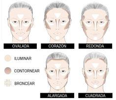 Con estos sencillos trucos te verás más favorecida según tu tipo de rostro.