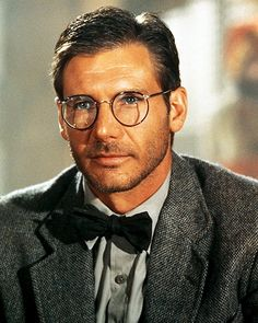 This is the sexiest picture of Harrison Ford ever! Indiana Jones is my ideal. I grew up wanting to be an archeologist because I wanted awesome adventures finding historical artifacts, now I am just obsessed with history!!!