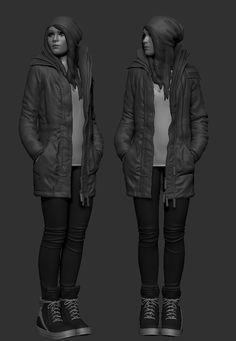 ArtStation - Zbrush study 02, Dane Petersen