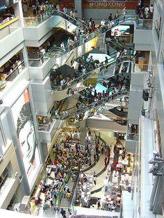 Love shopping at MBK Bangkok