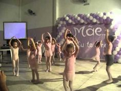 apresentação dia das mães - ballet - El Shaday N.R.I.