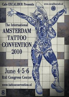 Seriously thinking about a Delft tattoo, can it be done without looking like crap?