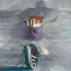 Graffiti ilustracion