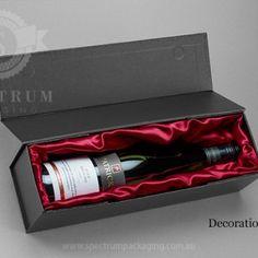 Premium Wine Gift Box Packaging-Corporate Wine Box