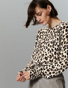 ce28604d4c 206 Best how to rock the animal print trend images in 2019