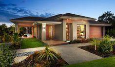 Risultati immagini per alfresco design Modern House Plans, Modern House Design, House Floor Plans, Style At Home, Haacke Haus, Alfresco Designs, Bungalow Haus Design, Facade House, House Layouts