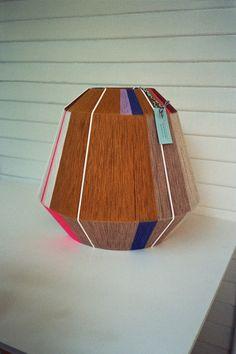 """Lamp """"BonBon"""" © Ana Kras"""