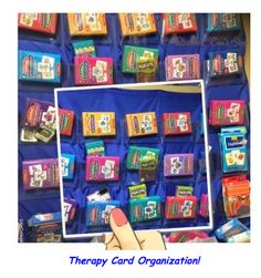 Practical organization tips from Twin Speech Language and LIteracy at http://twinspeechlanguageandliteracy.com/3808-2/#comment-1730
