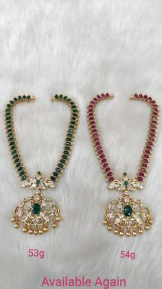 Gold Jewellery Gst behind Kfj Jewellery Exchange Offers + Jewellery Gold Designs Catalogue rather Jewellery Box Lining, Jewellery Gold Chain Silver Jewellery Indian, Gold Jewellery Design, Silver Jewelry, Jewellery Box, Silver Rings, Emerald Necklace, Emerald Jewelry, Gold Necklace, Gold Jewelry Simple