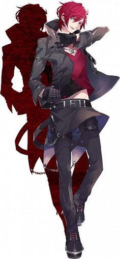 anime criminale!   Tags: Anime, Fuyuomi, Rejet, Criminale!, Chara (Criminale!), Black ...