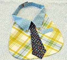 Bavaglino cravatta
