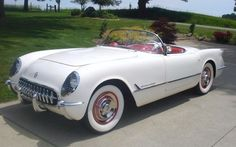 #OnThisDay in 1953, the first corvette was manufactured! Only 300 were made and it is worth $300,000 in today's market! Whats your dream car?