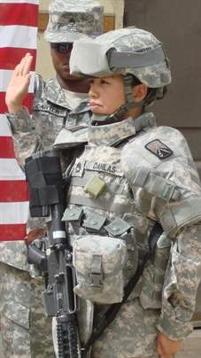 Female Soldier #military #army #marine
