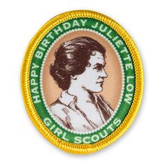 1 x 2 Photo patch. All Fun Patches are unofficial and are not to be worn on the front of the Girl Scout sash, vest or tunic. All fun patch designs are exclusively owned by Girl Scouts of the USA. Girl Scout Sash, Girl Scouts, Cool Patches, Sew On Patches, Juliette Gordon Low, Girl Scout Patches, Girl Scout Juniors, Meet Girls, Patch Design
