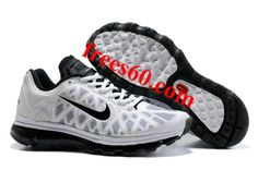 detailed look 4b512 246b5 Authentic Summit White Black Nike Air Max 2011 Mens 429889-100 Black  Sneakers, Air