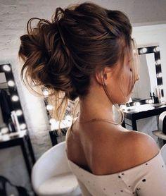 loose updos | pretty messy wedding updo hairstyleupdo hairstylemessy wedding hairstyles for long hair