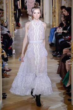Pin for Later: The Most Stunning Wedding Dresses From Couture Fashion Week Ulyana Sergeenko Haute Couture Spring/Summer 2016