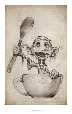 Eric is a goblin, Eric is a scallywag by thePicSees.deviantart.com on @deviantART