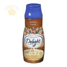 Crème à café International Delight à 49¢ au lieu de 2,99$ | TONSITE.CA
