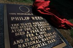 Slave who helped build Capitol's Statue of Freedom honored with historical marker - The Washington Post