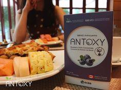 Enjoy ANTOXY, Enjoy a healthy breakfast!