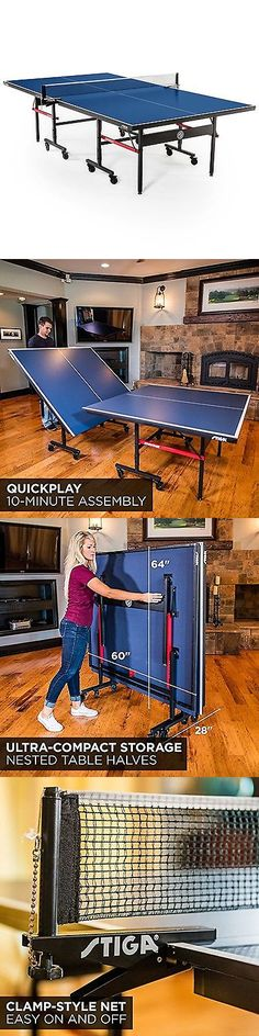 Tables 97075  Stiga Advantage Table Tennis Table New -  BUY IT NOW ONLY    454.86 on eBay! c505104eb7b1c