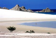 Socotra - Qalansiyah Beach by Valerio Pandolfo