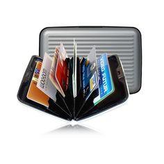 Alüminyum Kredi Kartlık Cüzdan :: 3E5EAL