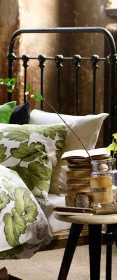 Warm browns mix well with the bright green and yellow tones of spring | Buyer Select Spring Decorating Ideas