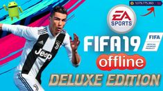 Download FIFA 19 Offline Deluxe Edition Mod FIFA 14 Android Update New Menu, Kits,Transfers 2018/19. Best Graphics FIFA 19 Offline APK + Obb + Data 1.3GB with Unlimited Money. FIFA19 blue game is of Cell Phone Game, Phone Games, Fifa Games, Soccer Games, Free Game Sites, Cr7 Messi, Wwe Game, Android Mobile Games, Offline Games
