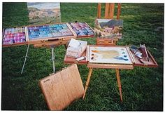 the easel pal