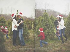 Christmas Mini Sessions Tree Farm Shavertown PA_0038.jpg ...