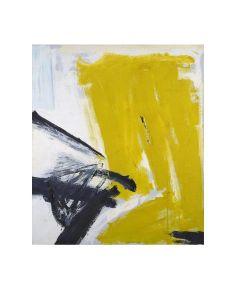 """Franz Kline - Zinc Yellow (1959) - Archival Print 28""""x22"""""""