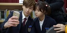 Park seo-joon, Hwang jung-eum  she was pretty cast
