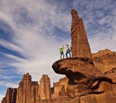 Adrenaline Junkies' Playground: Canyonlands National Park
